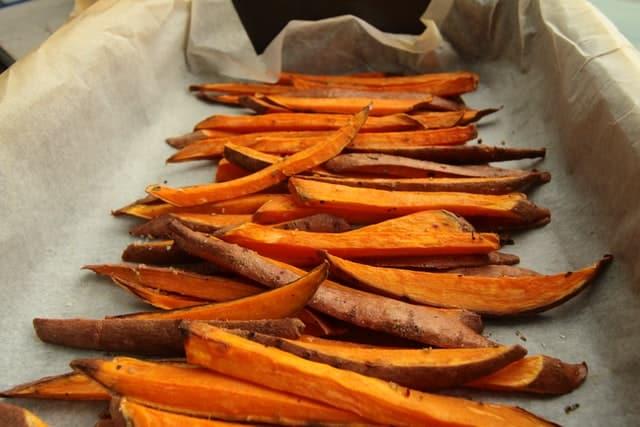 When should you not feed kumara/sweet potato to rabbits?